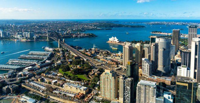オーストラリア/シドニー ネイル留学