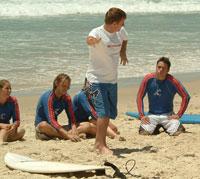 オーストラリア ゴールドコースト 語学+サーフィン留学