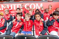 マンチェスターユナイテッド サッカースクール 2015