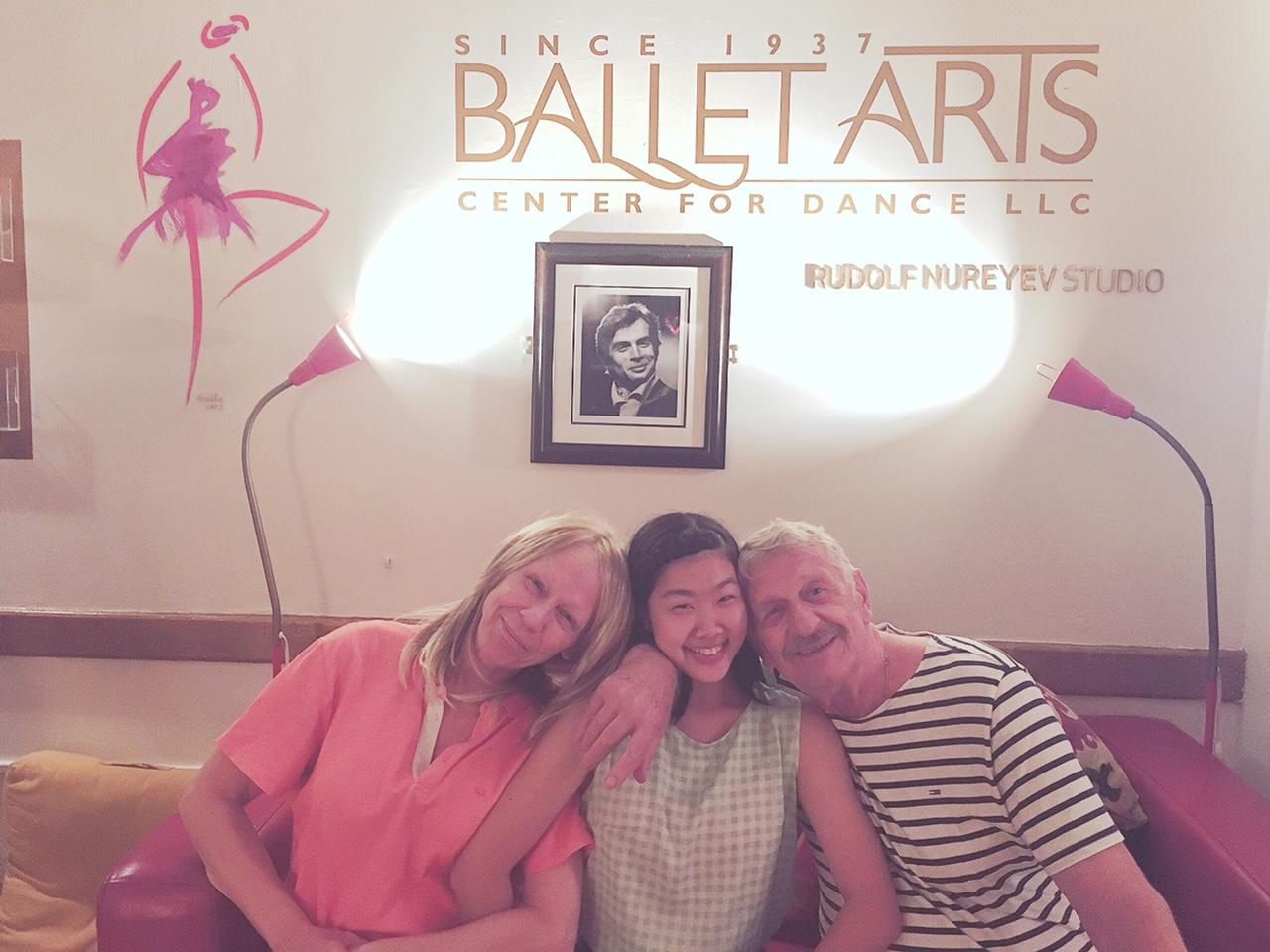 Ballet Artsの留学体験談