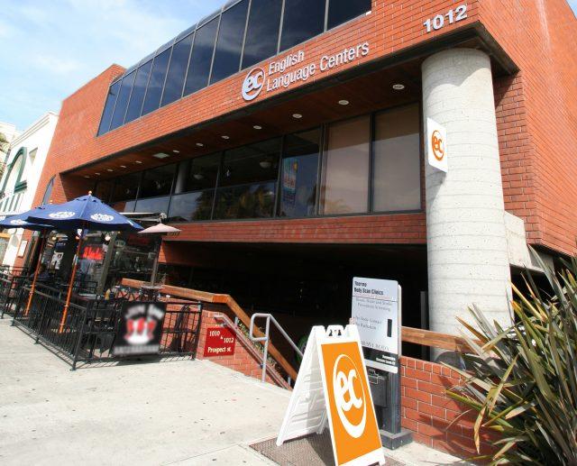 語学学校 サンディエゴ EC, San Diego