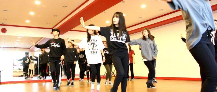 韓国語+K-POPダンス留学