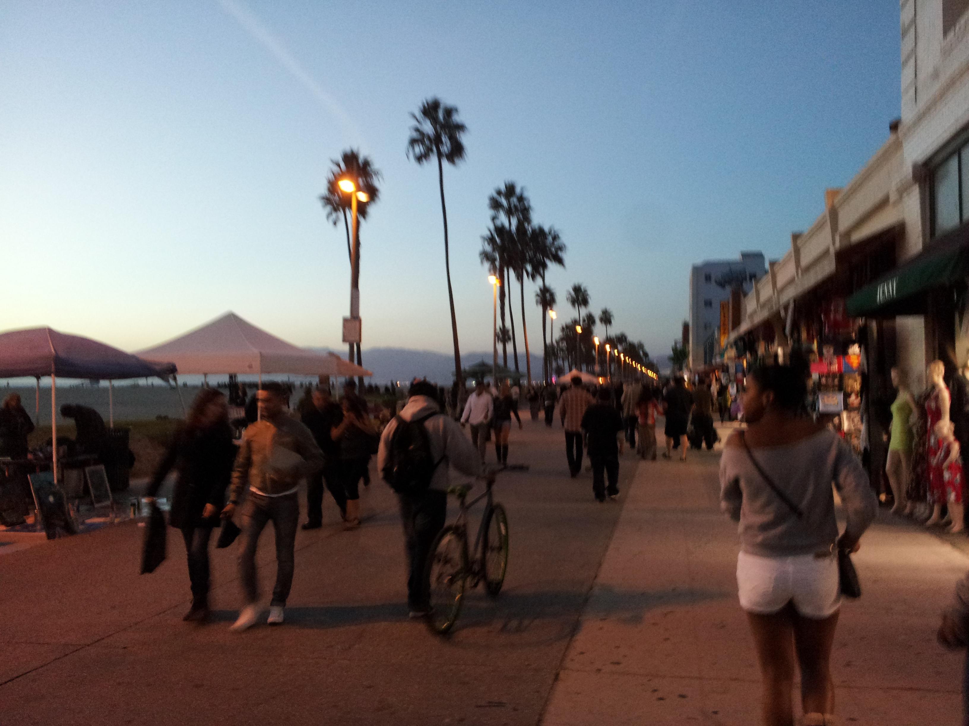 ロサンゼルスダンス留学の体験談