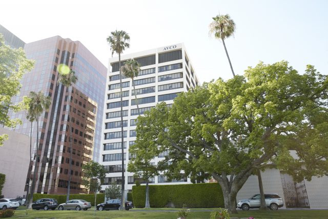 語学学校 ロサンゼルス English Language Center, Los Angeles