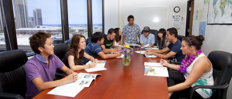 ハワイ 短期語学+ヨガ留学