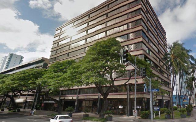 語学学校 ハワイ Central Pacific College