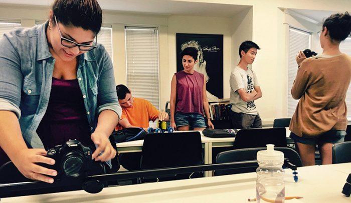 ロサンゼルス 英語+Film留学