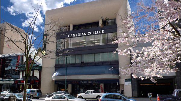 語学学校 バンクーバー CCEL