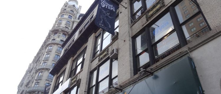 【長期ダンス留学】Steps On Broadway