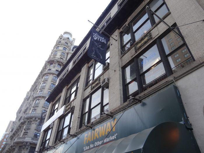 【長期ダンス留学】ニューヨーク Steps On Broadway