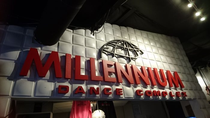 【ダンス留学】語学+Millennium Dance Complex