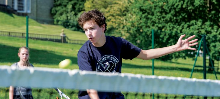 イギリス テニスキャンプ 2019
