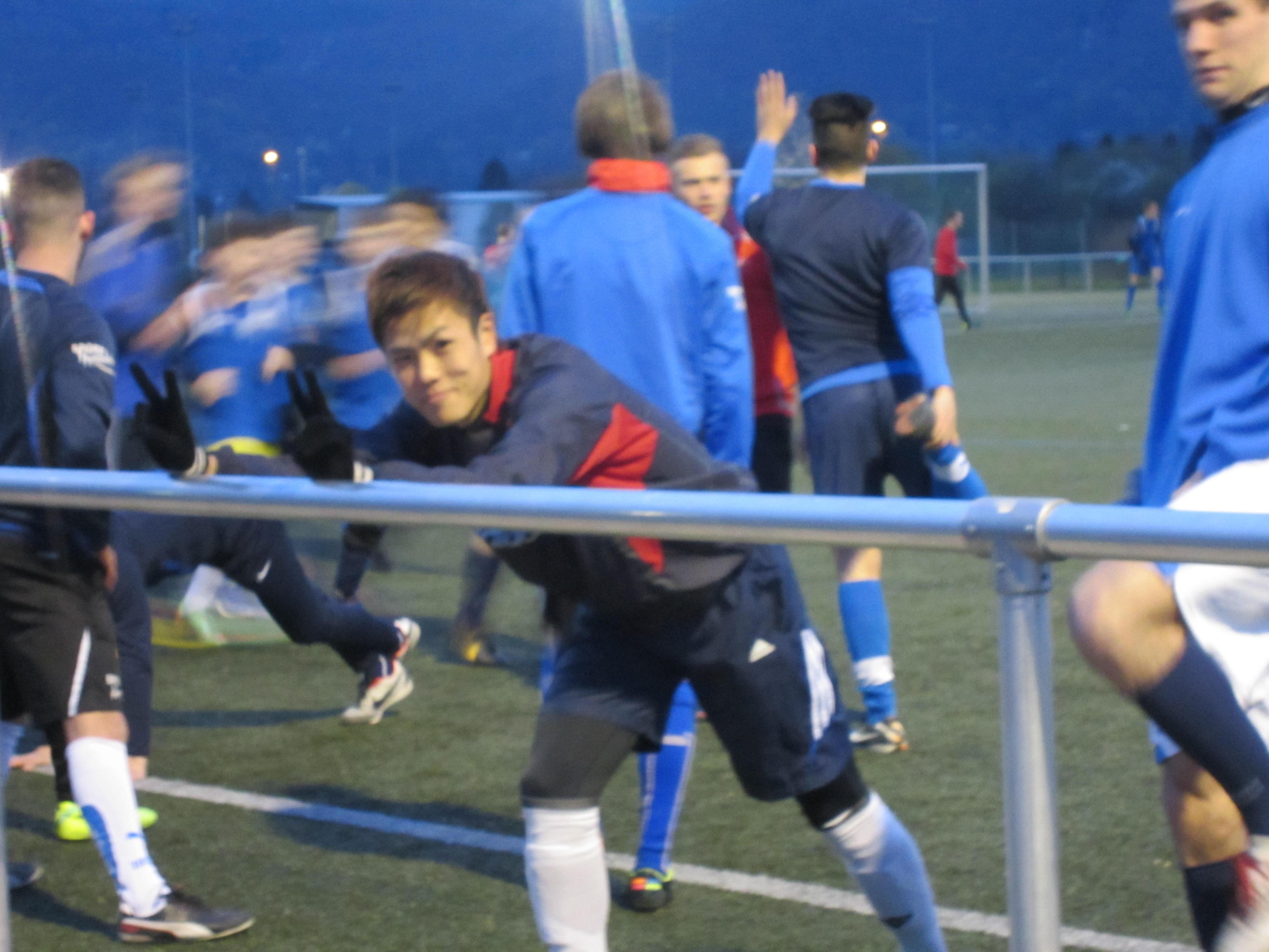 ドイツ サッカー留学の体験談