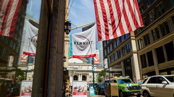 語学学校 ニューヨーク RENNERT