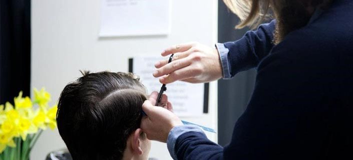 ロンドン Vidal Sassoon 短期 美容師留学