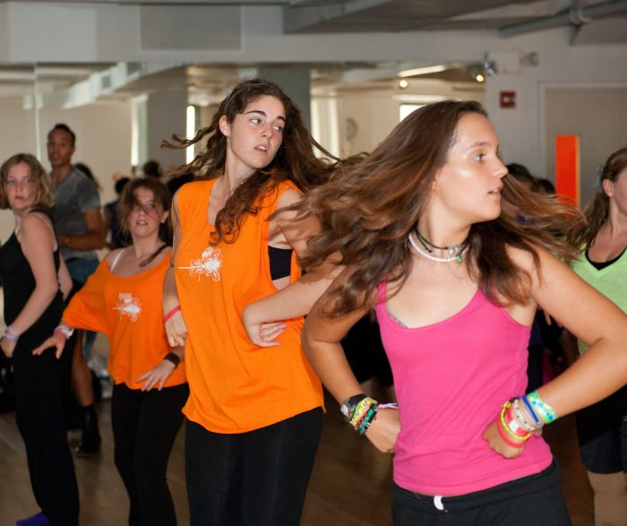 ジュニア向け ダンスサマーキャンプ in ニューヨーク