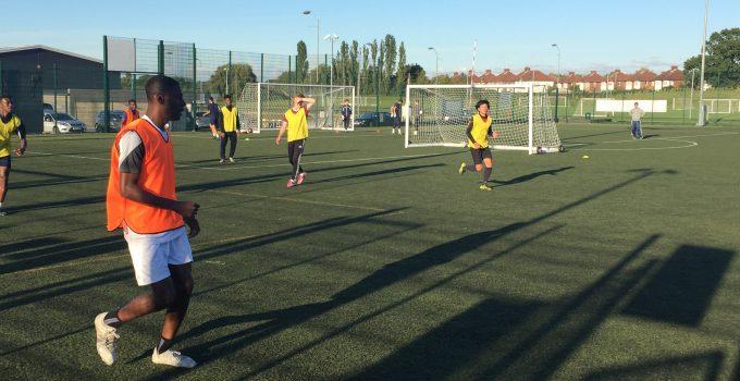 イギリス/ロンドン 語学+本格サッカー留学