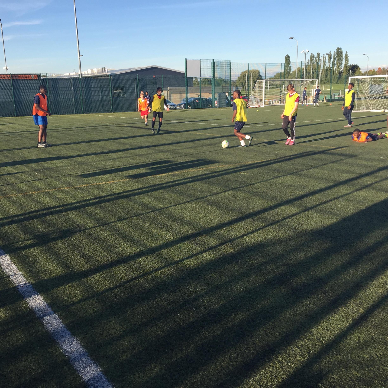 イギリス/ロンドン セミプロリーグへサッカー留学!