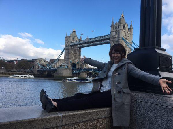 イギリス 体験談