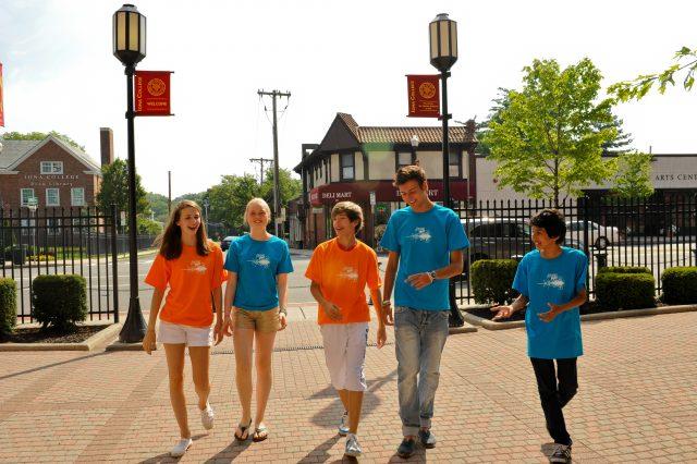 Summer Plus! Iona Campus Activities 16 RHRH