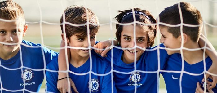 チェルシーサッカースクール 2020
