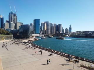 シドニー昼間