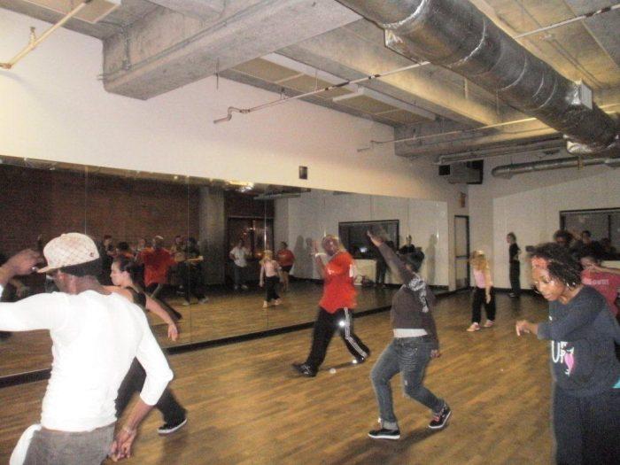 【ダンス留学】ロサンゼルス 語学+Millennium Dance Complex