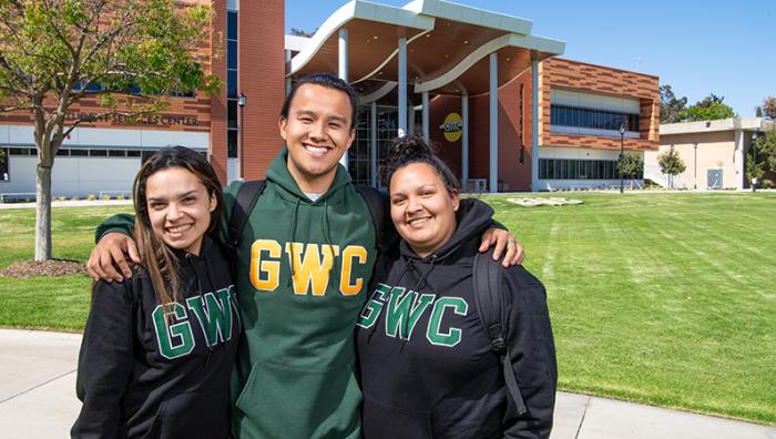 ゴールデンウエストカレッジ(Golden West College)