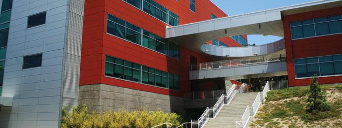 ウエストロサンゼルスカレッジ(West LA College)